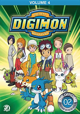 DIGIMON ADVENTUREVOL 4 BY DIGIMON (DVD)