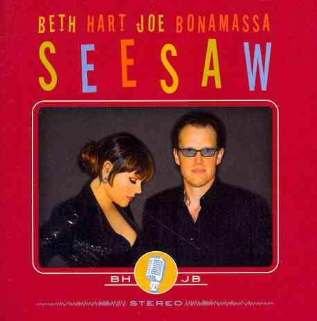 SEESAW BY HART,BETH (CD)