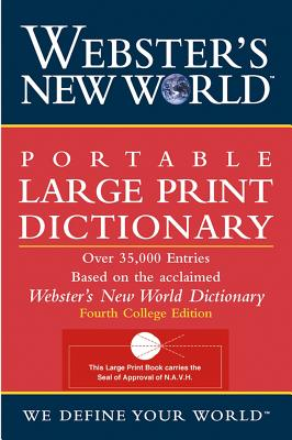 Webster's New World Portable Dictionary By Websters New World (EDT)